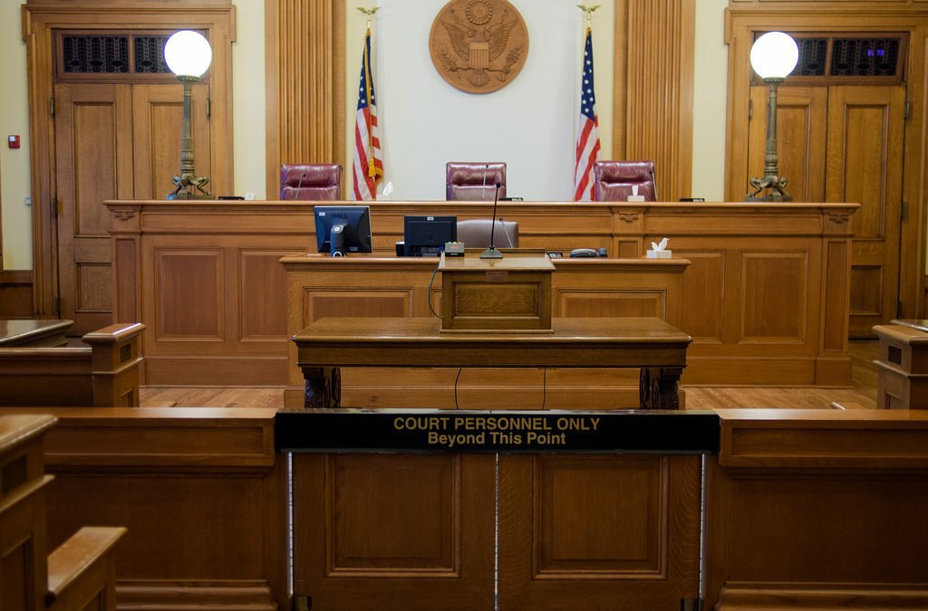 Electronic Coverage of Court Proceedings